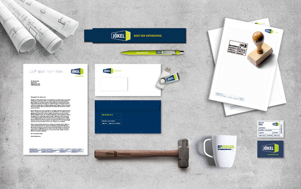 Jökel|Corporate Design
