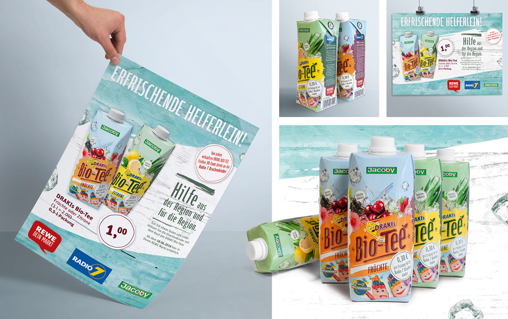 Rewe|Packaging & Promotion